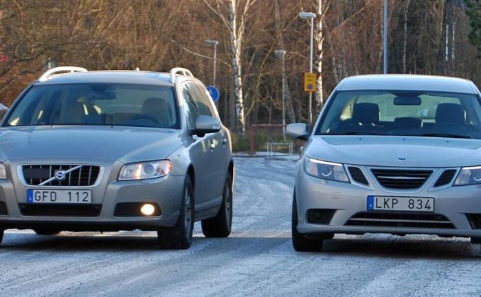 Saab eller Volvo?