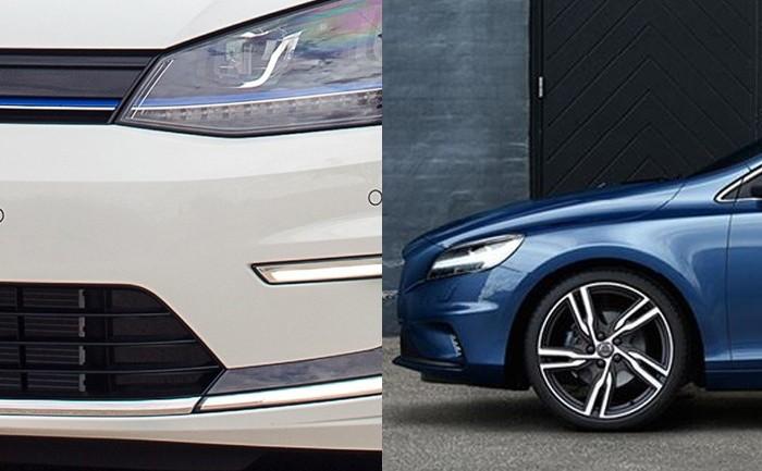 Bildquiz: Är det Volvo eller Volkswagen?