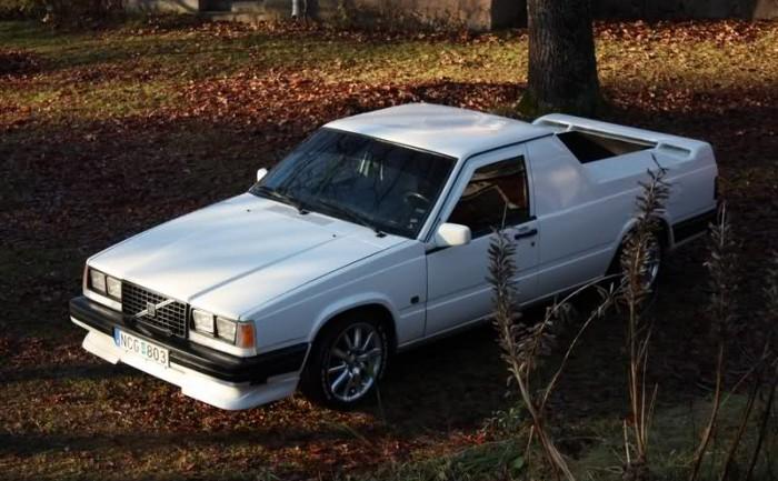 Kan du äldre modeller Volvo?