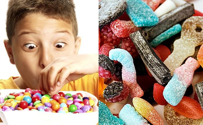 Får du fem av fem rätt i detta quiz älskar du verkligen godis!