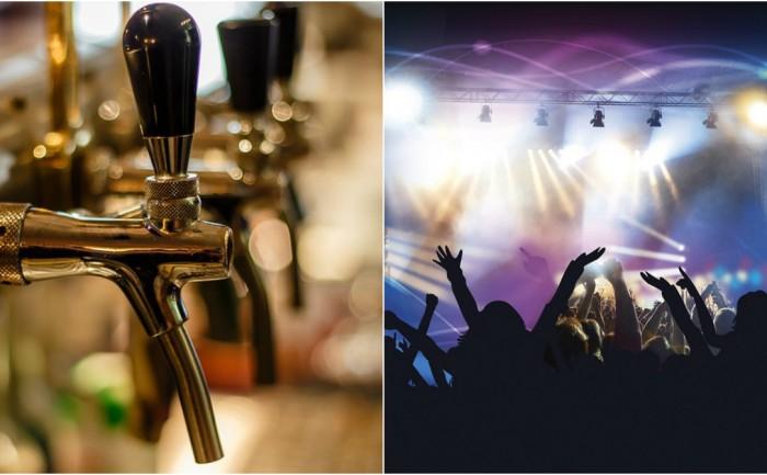 Kan vi gissa vad du dricker när du är ute?