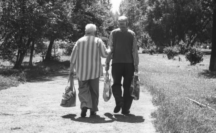 Kan vi gissa vem som kommer leva längst? Du eller din partner?