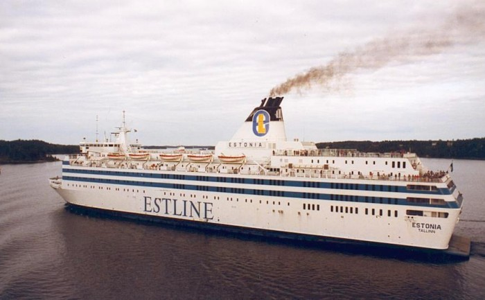 5 Frågor om Estoniakatastrofen!
