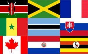Hur bra är du på flaggor?