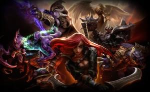 Vilken League of Legends-champion är du mest lik?