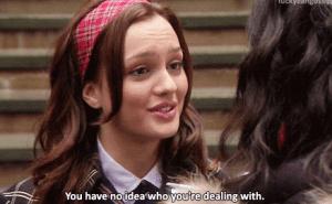 Vem är du i Gossip Girl?