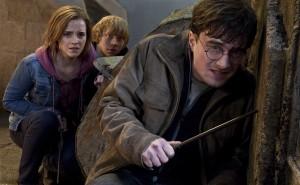 Vem i Harry Potter är du?