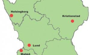 Hur mycket kan du om Skåne?