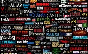 Vilken TV-serie hör du hemma i?