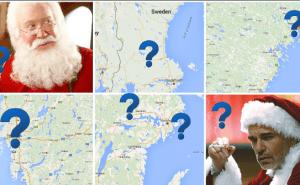 Kan vi gissa var i Sverige du ska fira jul med några enkla frågor?