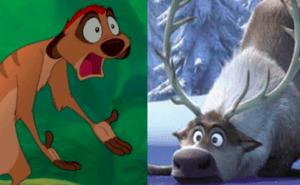Vad heter dessa 12 Disney-karaktärer?