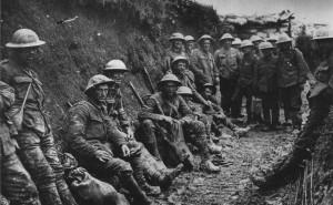 Vad kan du om första världskriget?