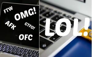 OMFG! Testa dig här: Hur bra kan du cyberförkortningarna?