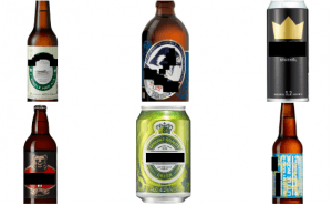Öl-kunnig? Testa om du känner igen ölet när märket är borta!