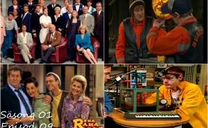Vilken klassisk svensk tv-serie hade du passat in i?