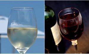 Kan vi gissa om du föredrar rött eller vitt vin?