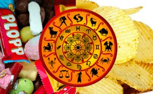 Har ditt stjärntecken rätt: Är du godisråtta eller chipsmonster?