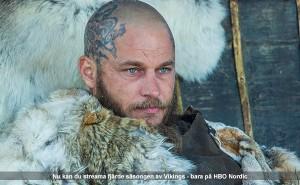 Hur mycket kan du om tv-serien Vikings?