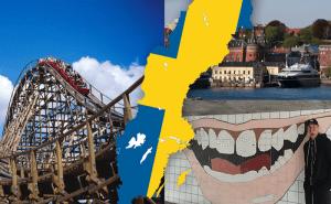Sverige i 20 bilder - vart befinner vi oss?