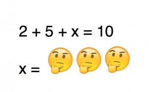 Testa dig själv: Kan du lista ut vad x är?