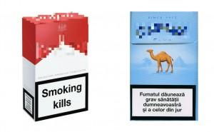 Testa här: Känner du igen cigarettmärket när loggan är pixlad?