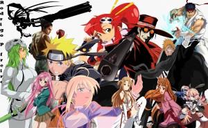 Kan du titlarna till anime-karaktärerna?