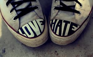 Testa: Är du en lover eller en hater på nätet?