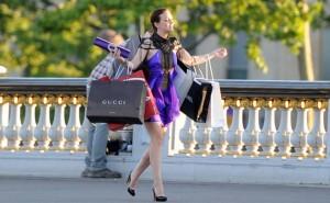 Testa! Vilken stad shoppingcentret ligger i?
