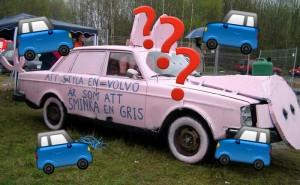 Biltest: Är det en Volvo eller inte?