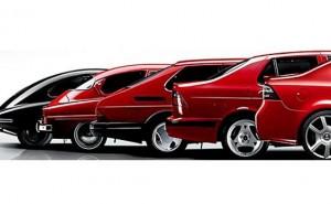 SAAB : Vad heter bilarna