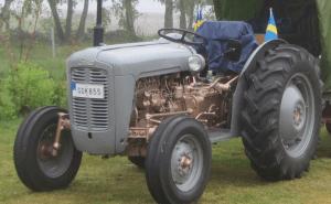 Vad kan du om traktorer?