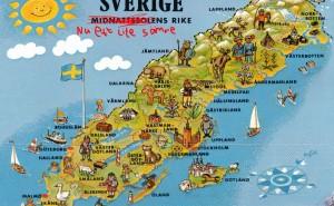 Är du från södra eller norra delarna Sverige?