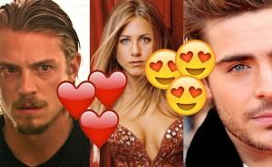 Testa: Vilken skådespelare har dig som älskare?