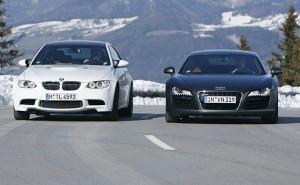 Audi eller BMW?