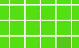 Hur grym är du på se färgskillnader? Testa dig här!