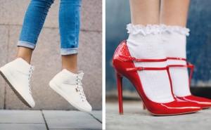 Kan vi gissa din skostorlek utifrån tre enkla frågor?