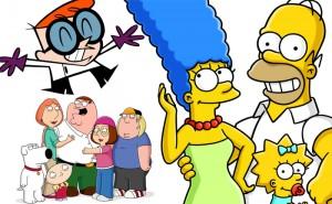 Kan vi lista ut din ålder baserat på en animerad tv-serie som du gillar?