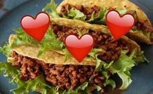 Kan vi på tre enkla frågor avgöra hur mycket du älskar tacos?