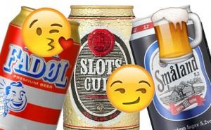 Kan vi gissa rätt på vilken sunk-öl du älskar baserat på en emoji du väljer?