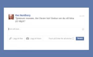 Vilken kändis skrev nyss till dig på Facebook-chatten? Se här!
