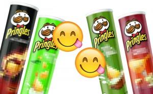 Test: Ser du vilken Pringles det är när namnet är pixlat?