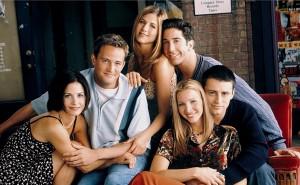 Vad kan du om serien Vänner?