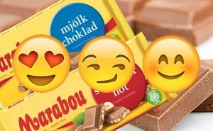 Kan vi gissa rätt på vilken choklad som är din favorit baserat på en emoji?