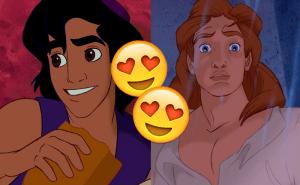 Vilken Disney-prins är din bae? Se efter här!