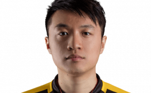 Who's the LCS-pro on the picture?