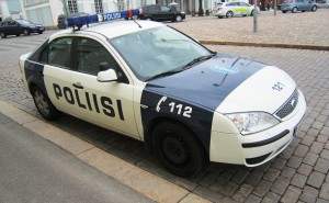 Bildtest: Kan du para ihop rätt polisbil med rätt land?