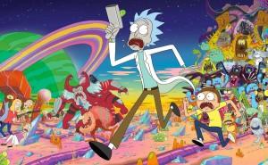Testa: Hur mycket kan du om Rick and Morty?