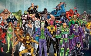 Vilken superskurk blir du?