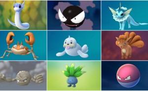 Testa dig: Kan du namnen på dessa pokémon?