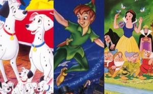 Test! Vet du vilket år dessa Disney-filmer hade premiär?